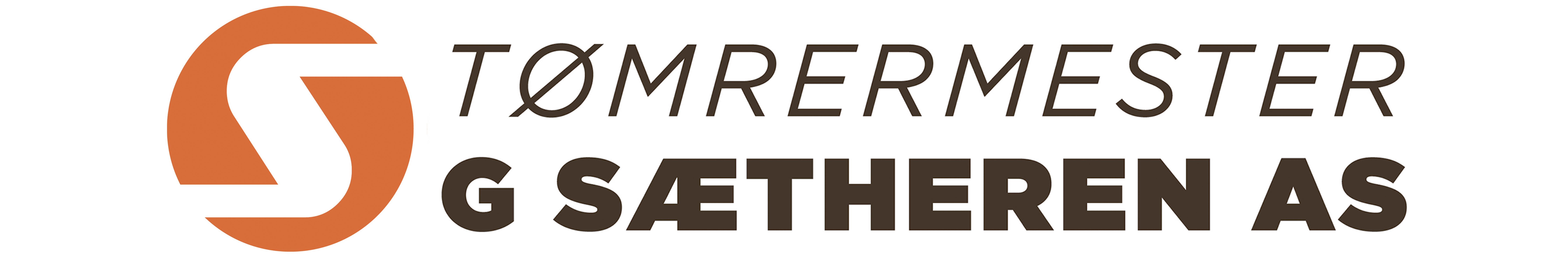 Tømrermester G Sætheren AS Logo